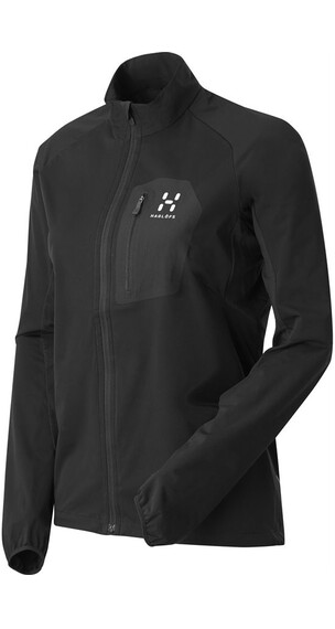 Haglöfs W's Pace Jacket True Black